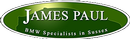 James Paul Car Sales logo